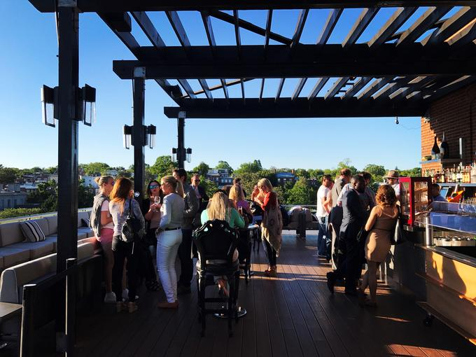 Info - The Graham Georgetown Rooftop